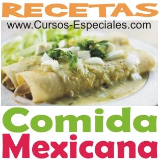 Recetas Cocina Mexicana   Recetas Comida Mexicana Tradicional Paso A Paso Cursos