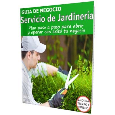 Como abrir un servicio de jardiner a gu a de negocio - Guia de jardineria ...