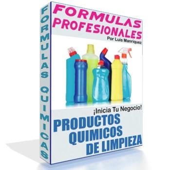 Formulas de productos de limpieza para el hogar y mas for Productos para el hogar y decoracion